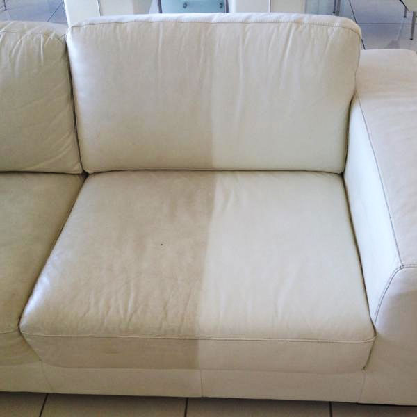 Leather Couch Cleaning Service
