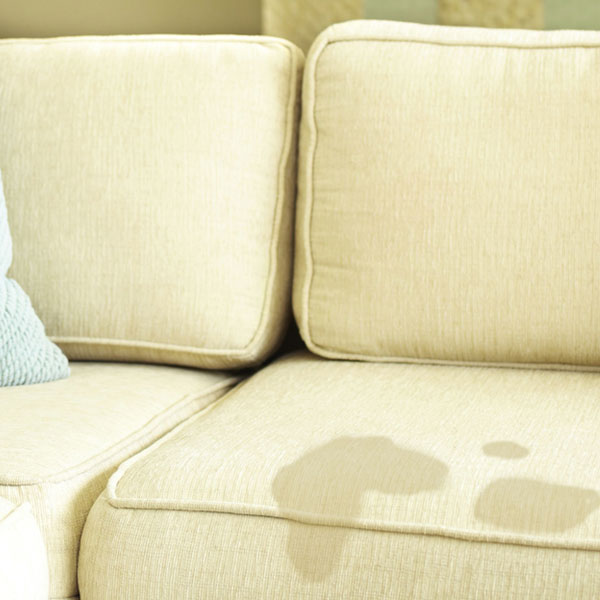 Remove Grease From Upholstery
